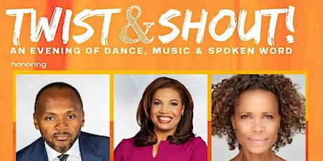 Twist & Shout! An Evening of Dance, Music & Spoken Word tickets
