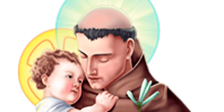 St Anthony of Padua - Saturday June 19 and Sunday June 20 Mass Registration tickets