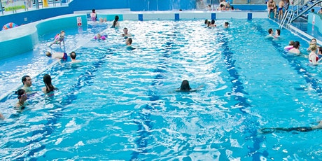 Accessible Swim - Ponds Forge tickets