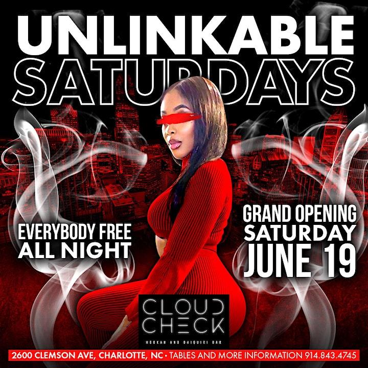"Grand opening of ""Unlinkable Saturdays"" Juneteenth celebration image"