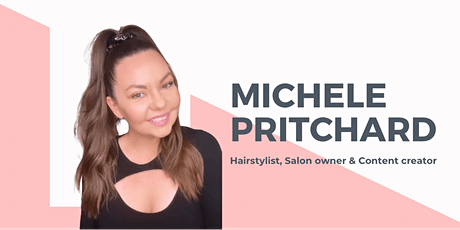 Hair Styling and Social Media tickets