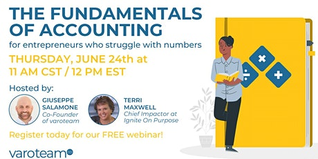 The Fundamentals of Accounting: For Entrepreneurs Who Struggle with Numbers tickets