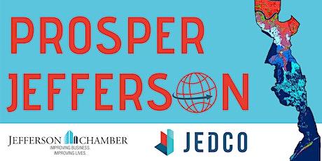 Prosper Jefferson: Marketing, Advertising and Branding tickets