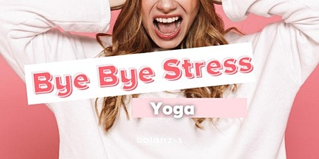 Bye bye stress - masterclass tickets