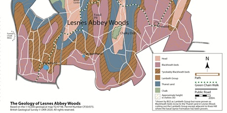 Beneath your Feet: the Geology of Abbey Wood tickets