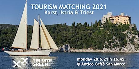 Tourism Matching 2021 biglietti
