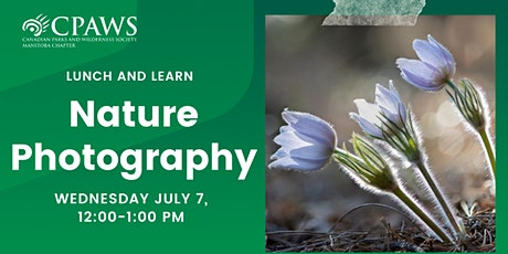 Nature Photography: Tips For Getting Outside and Getting The Shot tickets
