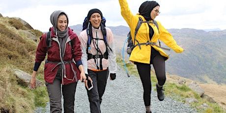 Muslim Hikers: Mount Snowdon tickets