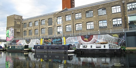 Walking Tour - Capital Ring Section 13: Stoke Newington to Hackney Wick tickets