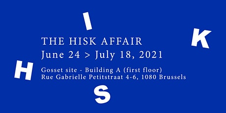The HISK Affair tickets