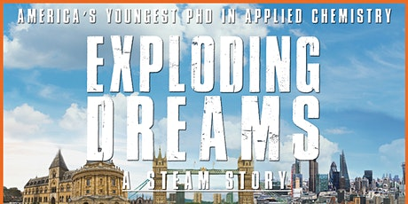 EXPLODING DREAMS NYC MOVIE PREMIERE: PRIVATE SCREENING tickets