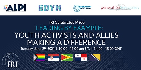 Leading by Example: Youth Activists and Allies Making a Difference tickets