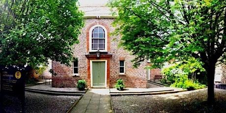 Open Doors - York Unitarians service for York Refugee Week 2021 tickets