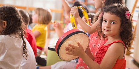 Using Music to Strengthen your Child's Executive Functioning Skills tickets