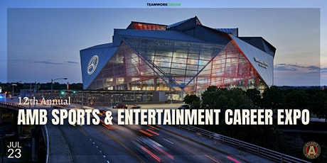 2021 AMB Sports & Entertainment Career Expo (hosted by Atlanta United FC) tickets