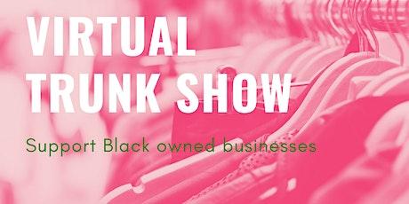 2021 Virtual Trunk Show tickets