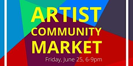 Headprint House Artist Community Market tickets