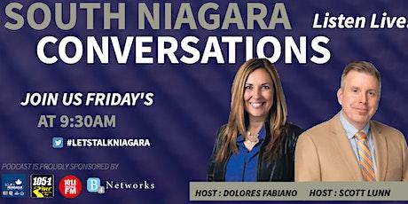 Season Finale - South Niagara Conversations - Episode Twenty tickets