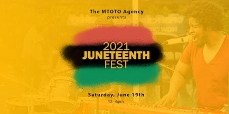 2021 Juneteenth Fest @ Legacy West tickets