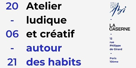 2nd Atelier créatif pour enfants by Studio Abi billets