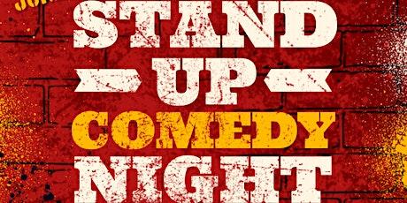 Friday night Funnies w/John Wessling tickets