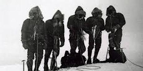 6 - 19 LUGLIO 1961 parete Sud Mount Mc Kinley - Città di Lecco - Alaska '61 biglietti