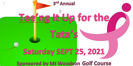 Tee'ng It Up for the TaTa's tickets