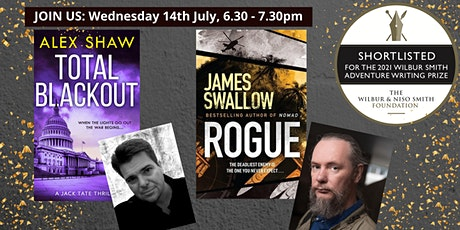 In Conversation with James Swallow and Alex Shaw tickets
