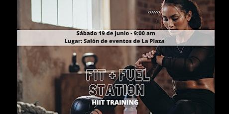 FIT + FUEL STATION - La Plaza Ciudad del Saber boletos