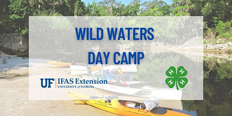 Wild Waters Day Camp tickets