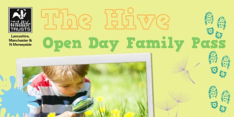 The Hive Open Day Family Pass, Moss Bank Park, Bolton tickets