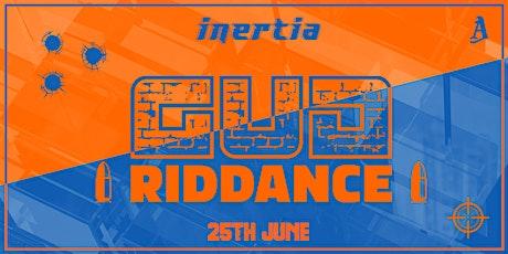 Inertia_au Pres: Gud Riddance | Round 11 Live | tickets