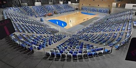 L'URB Business visite la Glaz Arena billets