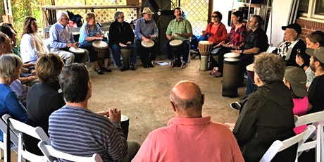 Drum & Yum Dinner Party in the Well Fed Community Garden tickets