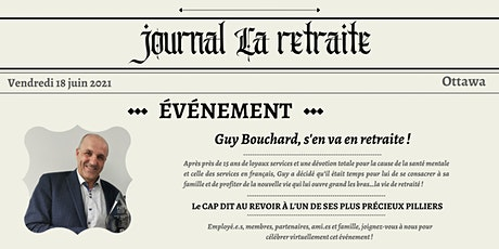 Guy Bouchard, s'en va en retraite! billets
