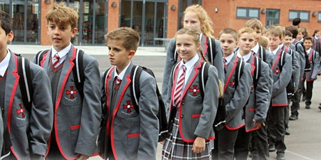 SRRCC High School Open Morning Monday 20 September 2021 Session 12 tickets