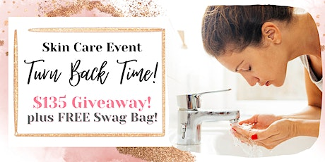 Turn Back Time Skincare Event tickets