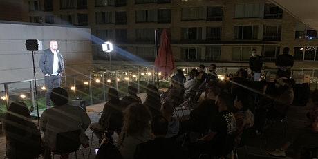 Crybaby Rooftop Comedy! Britney Carney (Comedy Central) Pre-Show Happy Hour tickets