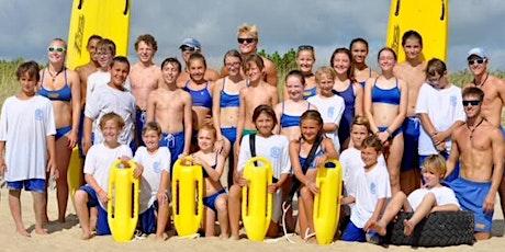 Delaware State Parks Junior Lifeguard Registration tickets