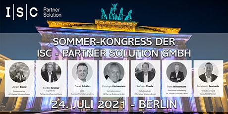 ISC | Business & Sommer Event 2021 LIVE tickets