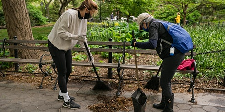 Washington Square Park July Clean Up tickets