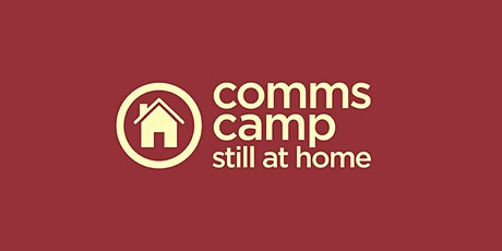 CommscampStillAtHome DAY TWO tickets