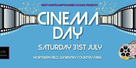 Daventry Cinema Day 2021 tickets