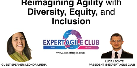Reimagining Agility with Diversity, Equity, and Inclusion tickets