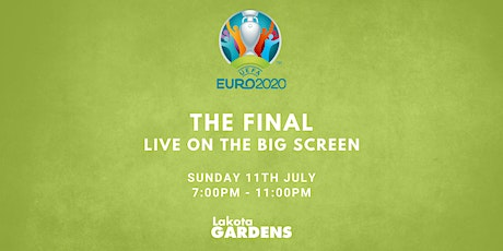 EURO 2020: The Final - Live On The Big Screen! tickets