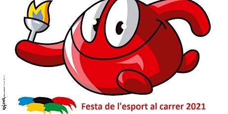 Festa de l'esport al Carrer 2021 - Esports Atletisme entradas