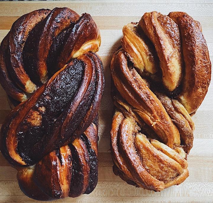 Online Baking Bootcamp: 1 week, 7 workshops. (Single workshop registration) image