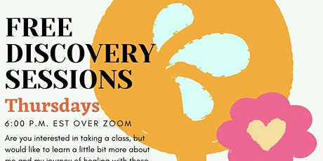 Free Discovery Session tickets