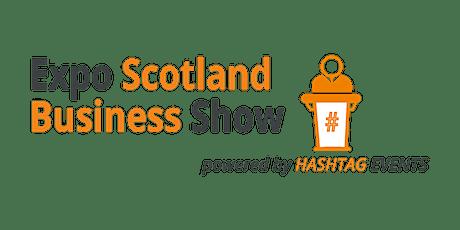 Expo Scotland Business Show 2021 tickets