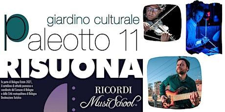 Paleotto Risuona - Upset Strings biglietti
